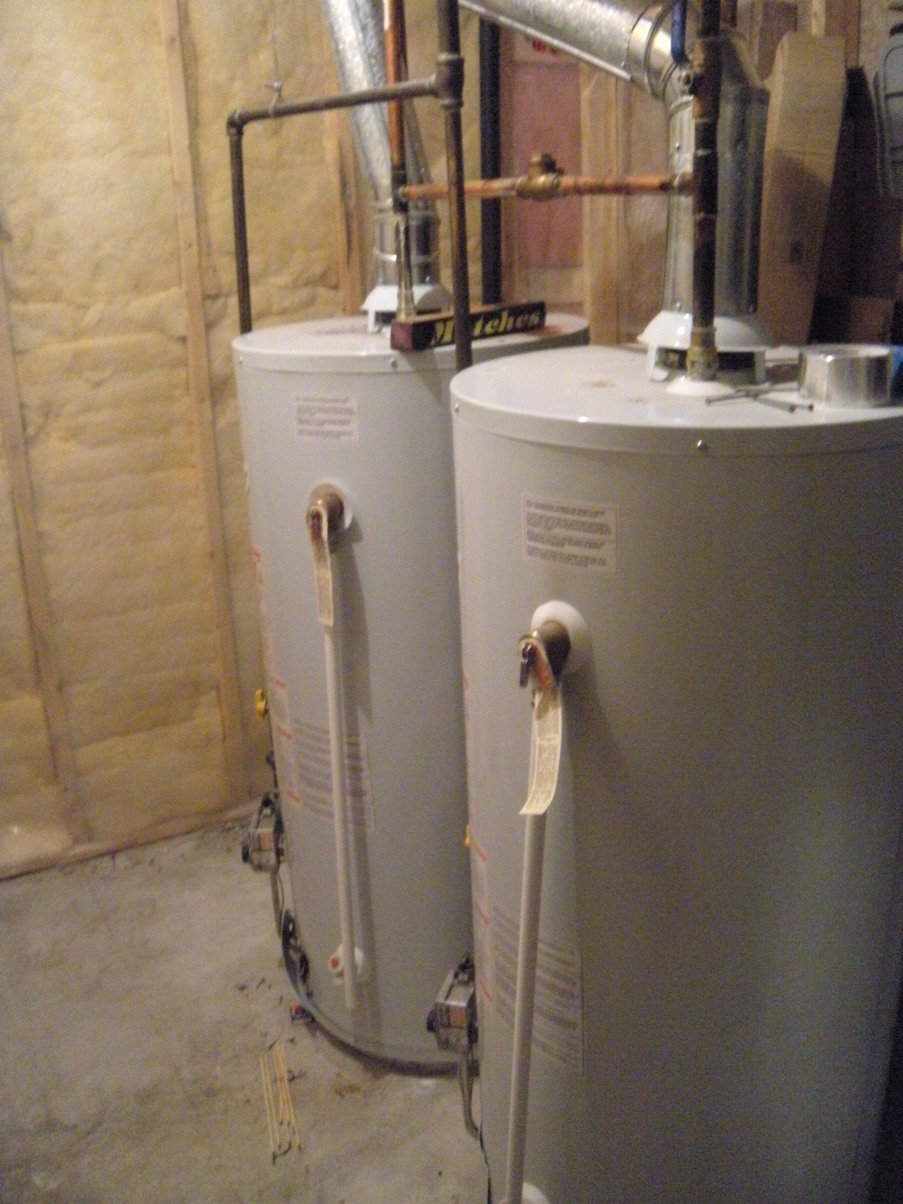 Normal Hot Water Tank